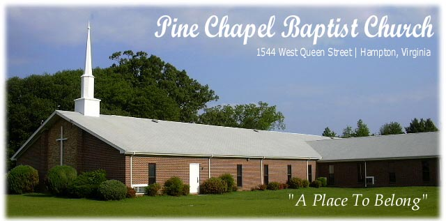 Pine Chapel Baptist Church